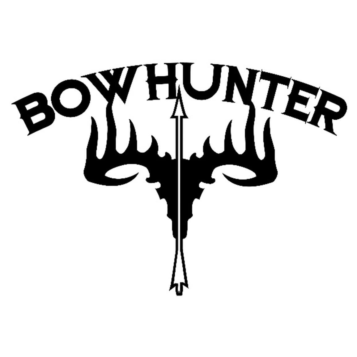Images For Gt Bow Hunter Silhouette Clipart