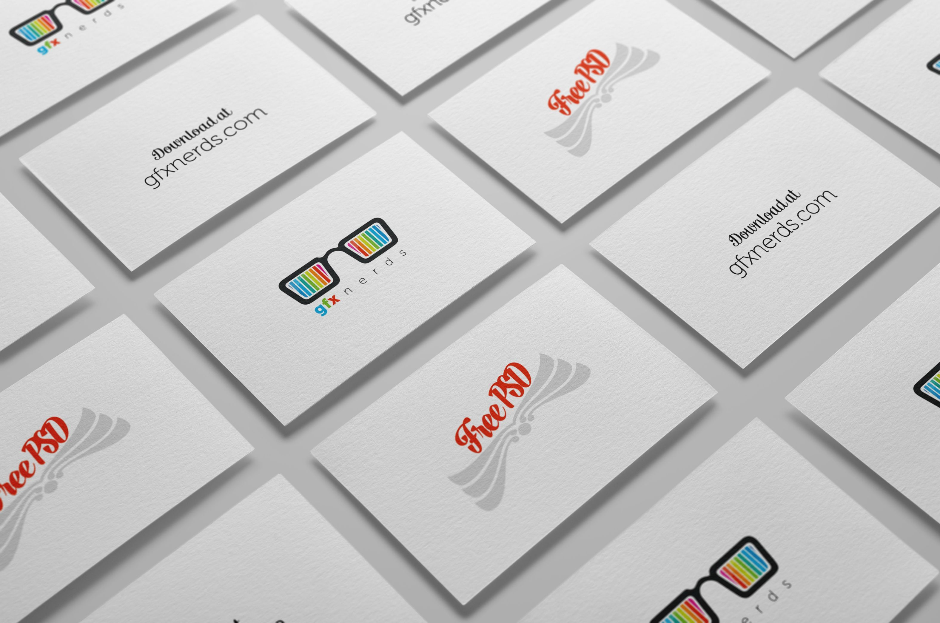 business card mockup psd #free georgious | Great Mockups For ...
