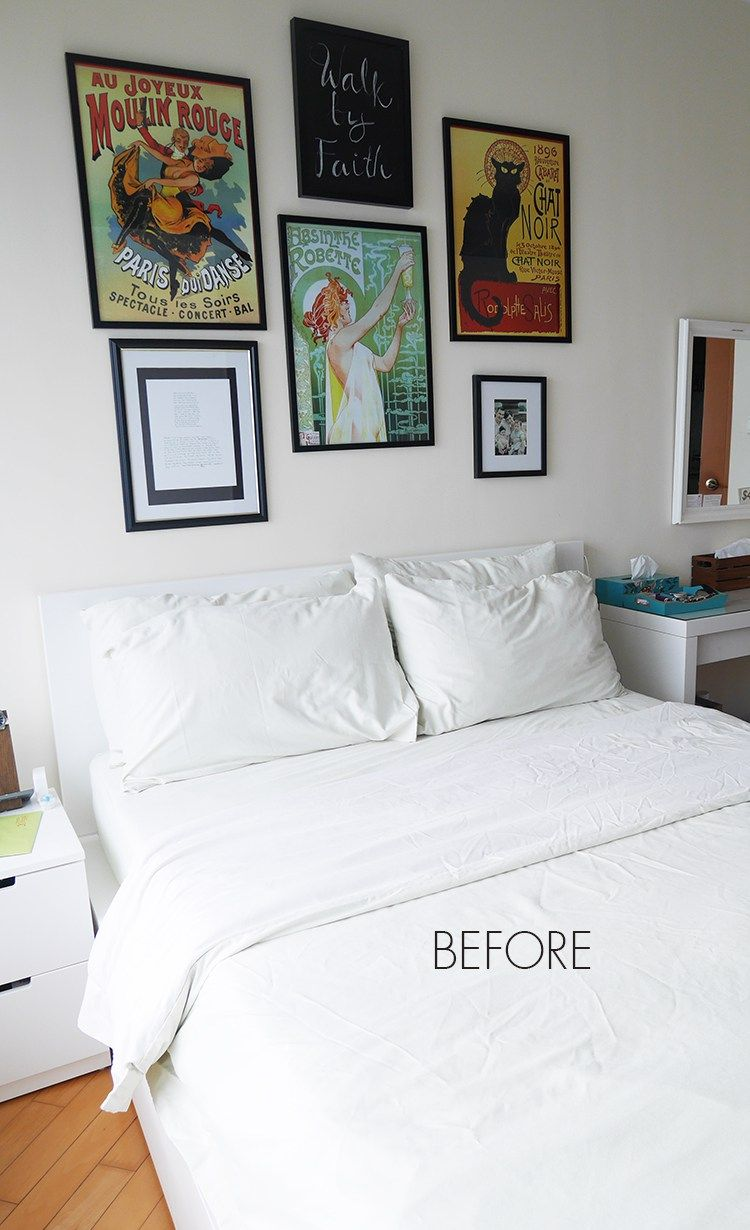How to make your bedroom look like new in five minutes all about