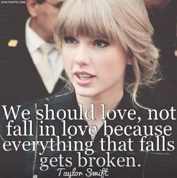 Celebrity Quotes: Taylor Swift