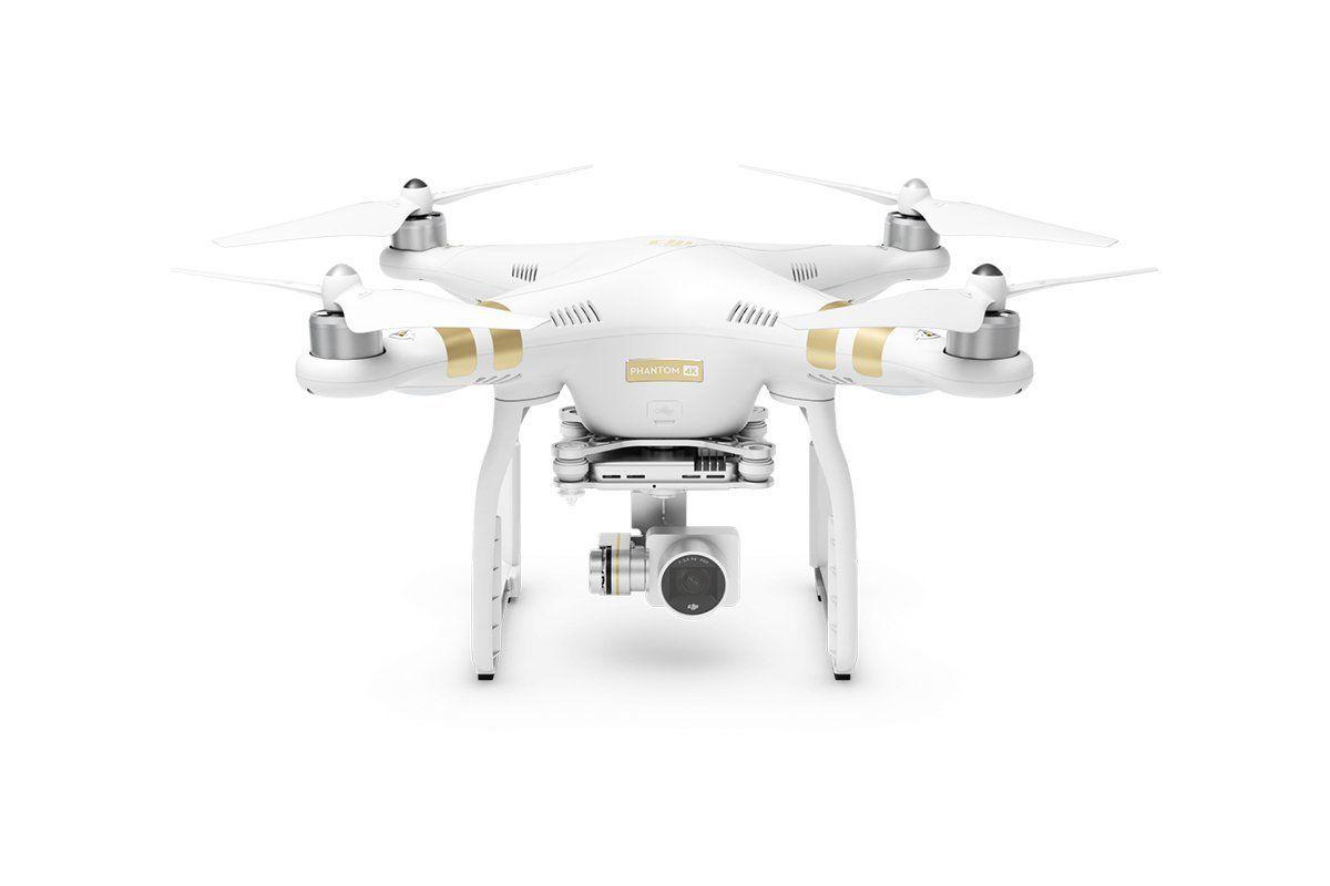 DJI Phantom 3 4K - drones con cámara (Color blanco, Polímero de litio, 5.725: Amazon.es: Electrónica