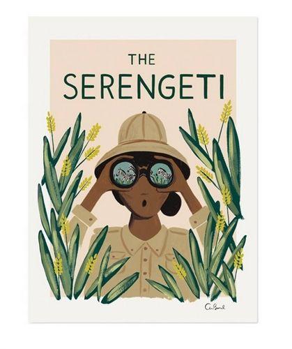 Rifle Paper Co. Serengeti Print