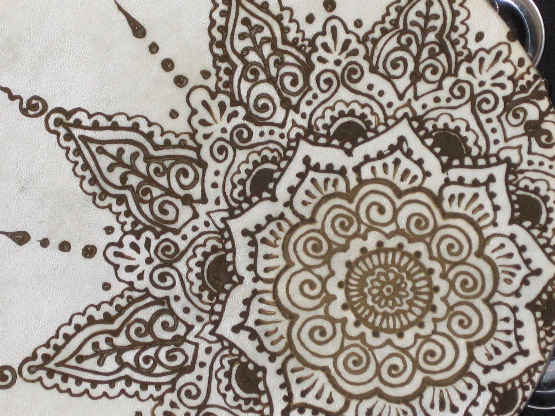 Mehndi Henna Pen : Elegant arabic henna mehndi design for beginners naush artistica