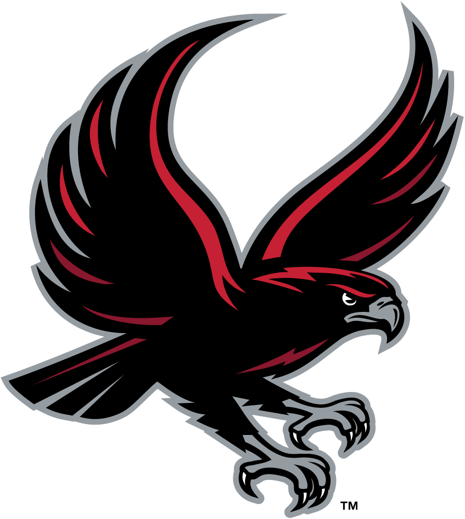 utah utes mascot logo 2010 hawksfalcons logos