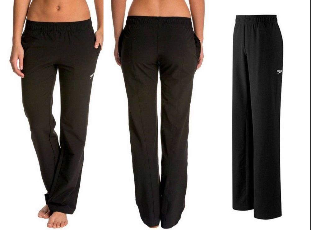 a234d0871f1b66 Speedo Performance Women s Boom Force Warm Up Pant 7201303 001 Black Size M   fashion  clothing  shoes  accessories  womensclothing  swimwear (ebay link)