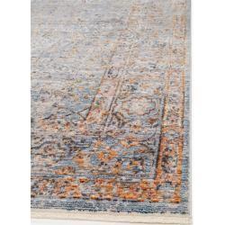 benuta Trends Teppich Valencia Blau 300x400 cm - Vintage Teppich im Used-Lookbenuta.de #peinturesalontendance