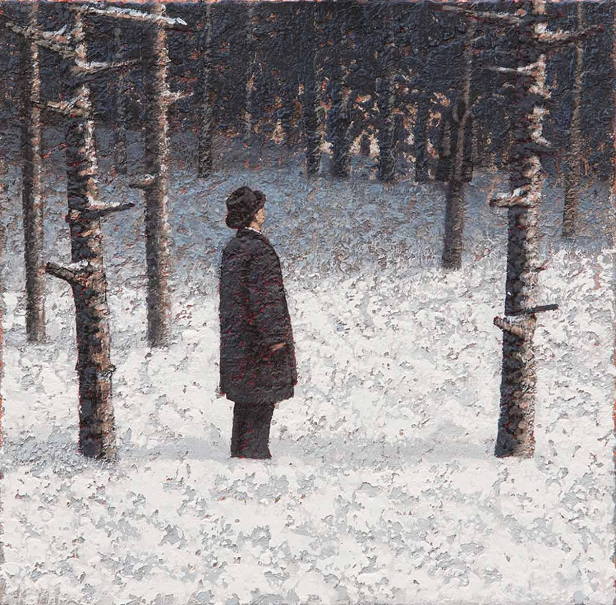 Catto Gallery | Mark Edwards Solo Exhibition 2016 | Waiting to be Called
