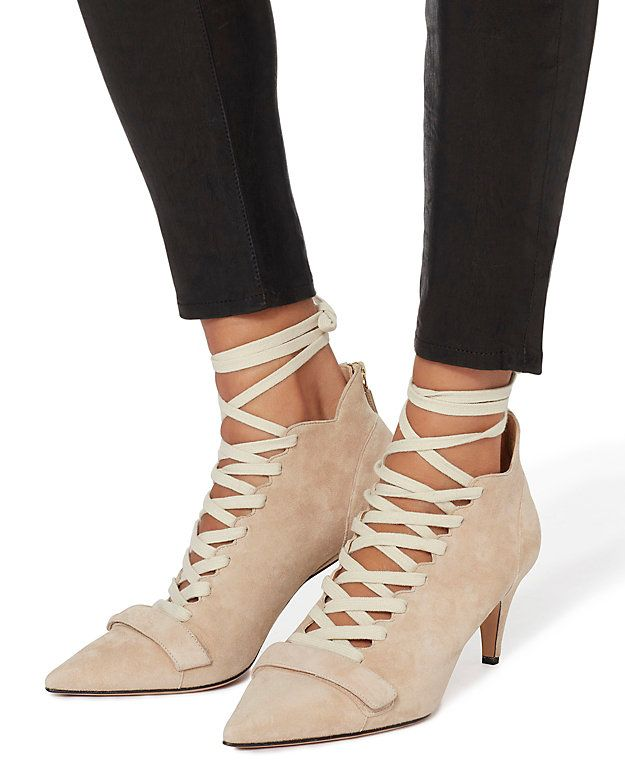 Derek Lam Montparnasse Lace-Up Ankle Bootie in China sale online cheap sale finishline shop for cheap online collections for sale KtYC0L4wK