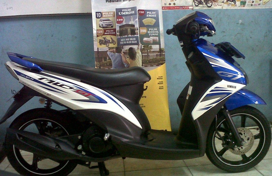 Jual Beli Motor Baru Bekas Murah Cash Dan Kredit Yamaha Mio Gt