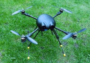 BumbleBee Ready to fly Quadcopter | This years project.