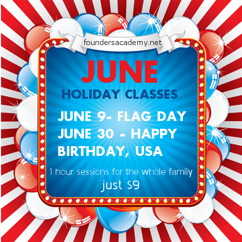 Join Me Monday, June 30th For Happy Birthday USA Just $9