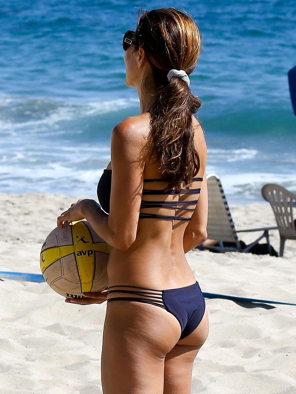 Brooke Burke 03 Jpg 1024 1365 Swimwear Bikinis Two Piece Bikini