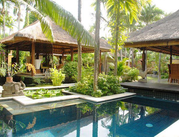 Project Portfolio Villa Sanur Architectsbali Com Arsitektur Taman Indah Kebun