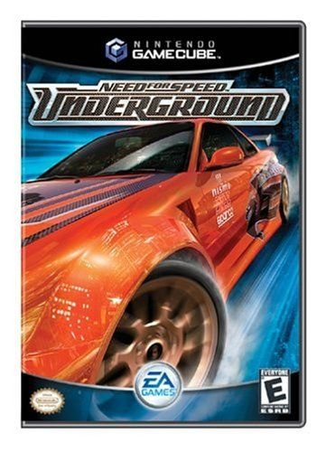 Need For Speed Underground Need For Speed Games Need For Speed