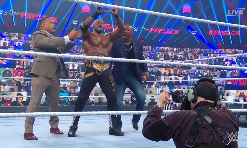 Wwe Payback Results Bobby Lashley Is The New United States Champion Wrestling News Wrestling News Wwe Payback