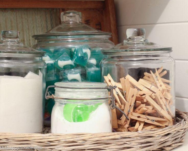 Photo of So organisieren Sie Ihre Waschküche in drei einfachen Schritten#BeautyBlog #Mak…