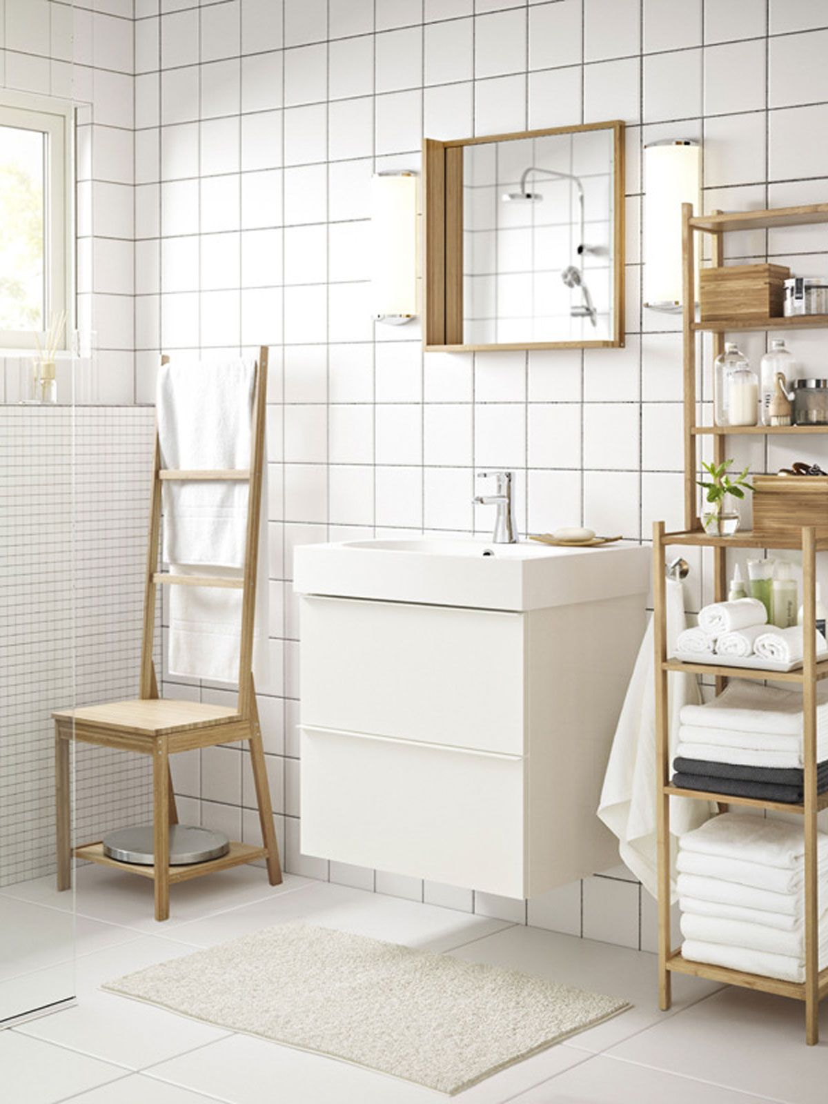 Verruckte Badezimmer Ideen Badezimmer Deko Bambus In 2020 Bathroom Bathroom Styling Bathroom Inspiration