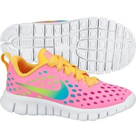 Nike Girls' Preschool Free Express Running Shoe - Dick's Sporting Goods