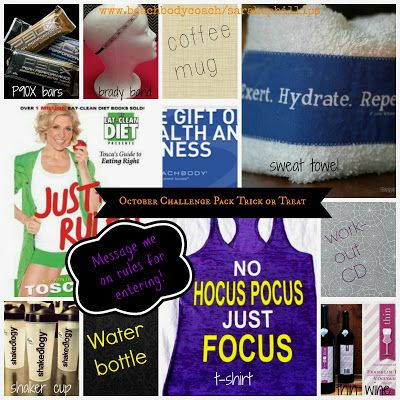 Enter to win this AWESOME health and fitness giveaway. Click to find the deets