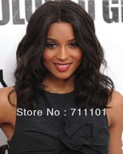 to mid length haircuts free shipping hairstyle wavy hair 2123
