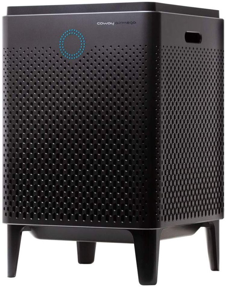 Cyber Monday 2019 Coway Airmega 400 In Graphite Silver Smart Air Purifier With 1 560 Sq Ft Coverage