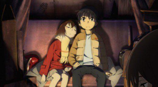 10 Anime Like Boku Dake Ga Inai Machi Erased Anime Anime Shows Manga Anime