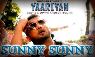 Sunny Sunny Yaariyan By Yo Yo Honey Singh Full Mp3 Song Free Download Mp3 Song Songs Yo Yo Honey Singh