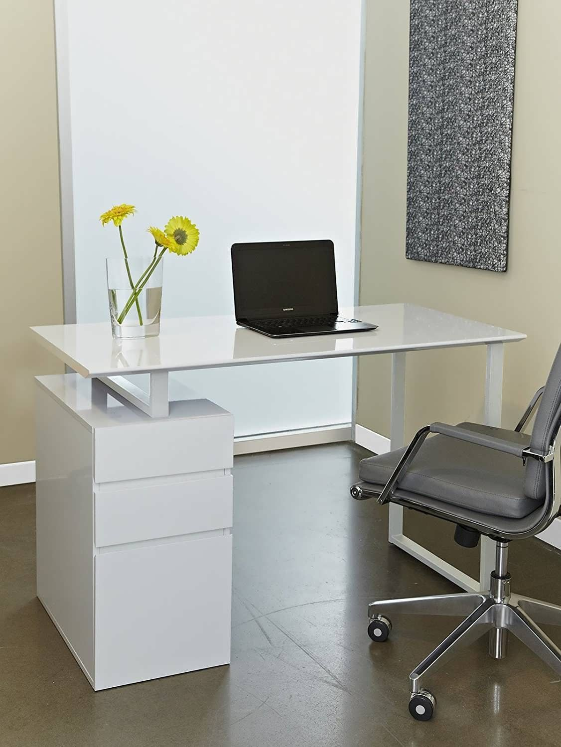 99+ Small Home Office Desk - Office Furniture for Home Check more at ...