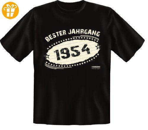 Zum Geburtstag! Fun T-Shirt Jahrgang 1974 - Größe: XL - Farbe: Schwarz - Lustige  Funshirt / Soreso Design® - Shirts zum 50 geburtstag (*Partner-Link)