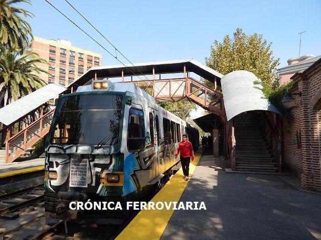 CRÓNICA FERROVIARIA: Tren de la Costa: Nuevo cronograma de horarios