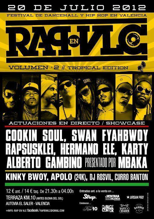 Rap Concert Flyer  Design Taste    Rap Concert And