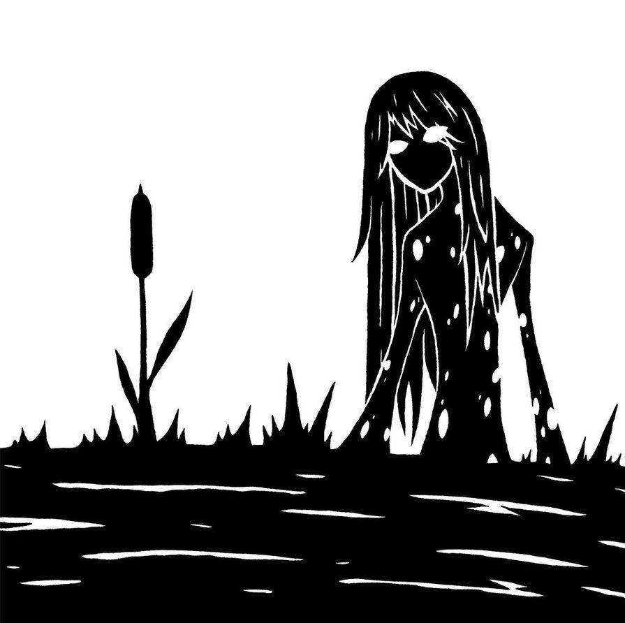 SCP-811 Swamp Woman by SunnyClockwork on DeviantArt http://i0.wp.com/www.scp-wiki.net/scp-811   Scp. Art series. Character art