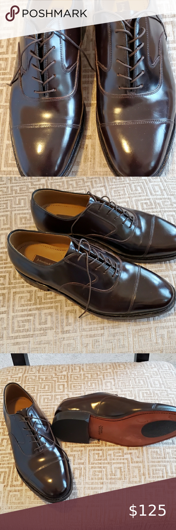 Johnston and murphy shoes, Dress shoes