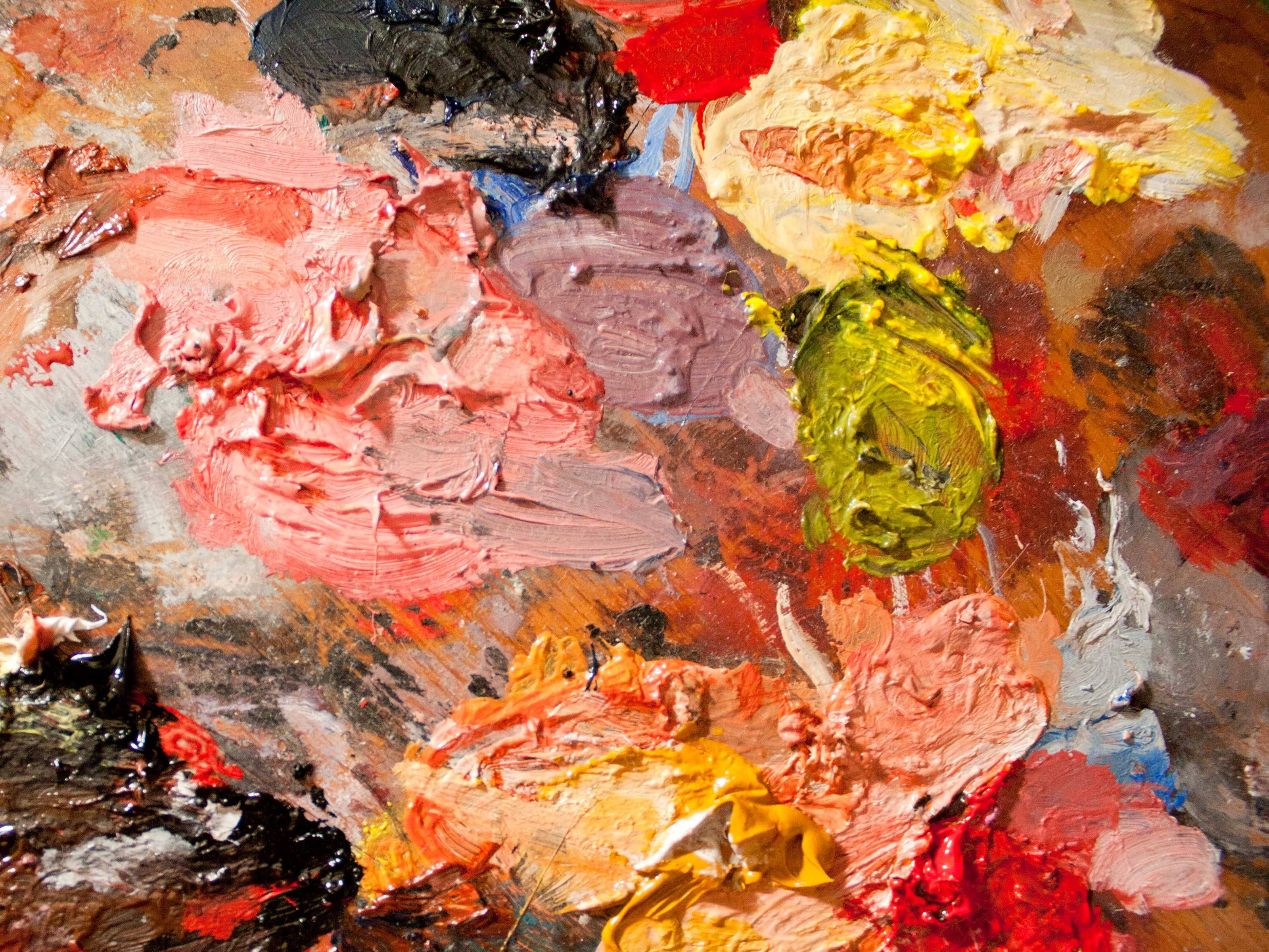 How To Know The Properties Of Different Types Of Paint Different Types Of Painting Types Of Painting Painting
