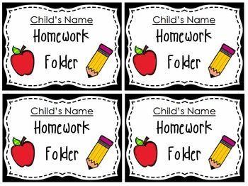 2124496a64787b22a2ff0e579398713b Take Home Folders For Kindergarten on for kinder garders, pineapplecover sheet, cover black white,