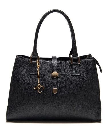 Loving this Nero Slender Buckle Leather Satchel on #zulily! #zulilyfinds