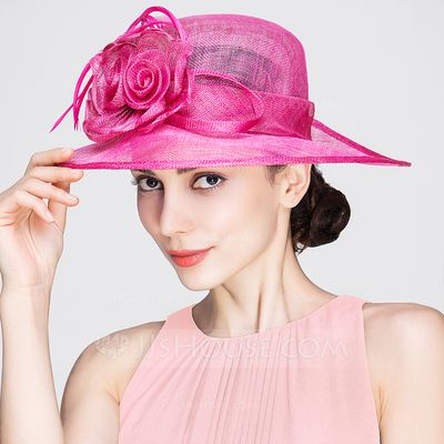 f5be0b3748db3  US  35.59  Ladies  Beautiful Spring Summer Cambric With Bowler Cloche Hat  (196076023)