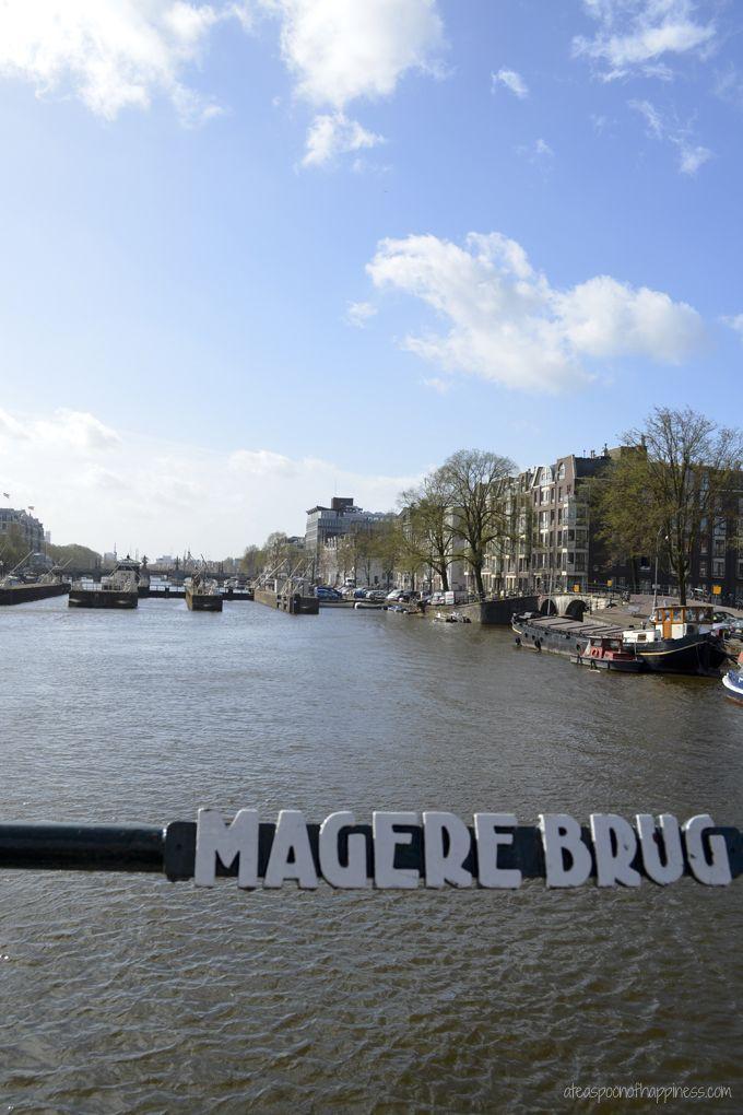 Magere Brug The Skinny Bridge - ateaspoonofhappiness.com