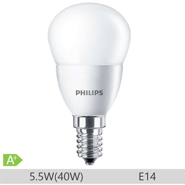 Bec Led Philips 5 5w E14 P45 520lm Lumina Neutra Http Www Etbm Ro Tag 149 Becuri Led E14 Led Philips Smart Lighting