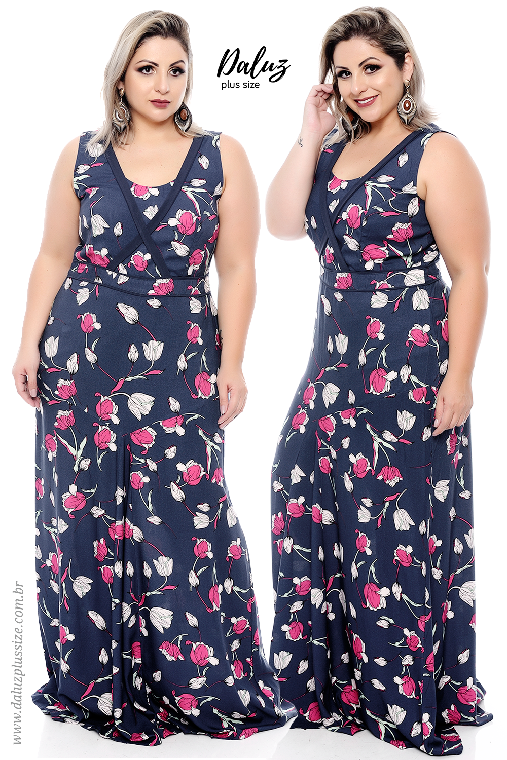 Vestido Plus Size Cersei | Pinterest | Moda, Vestidos and Size model
