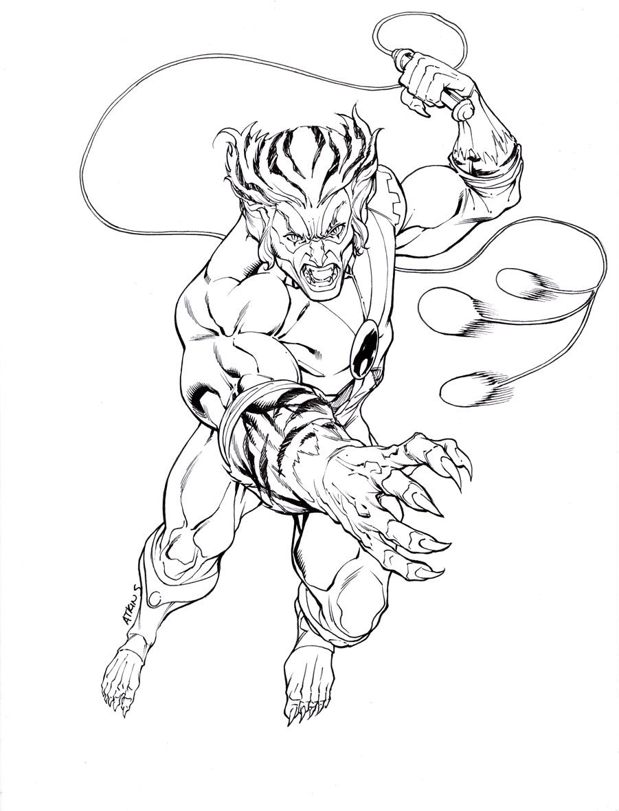 Pin by Tammy Beck on Coloring Pages | Pinterest | Thundercats and ...