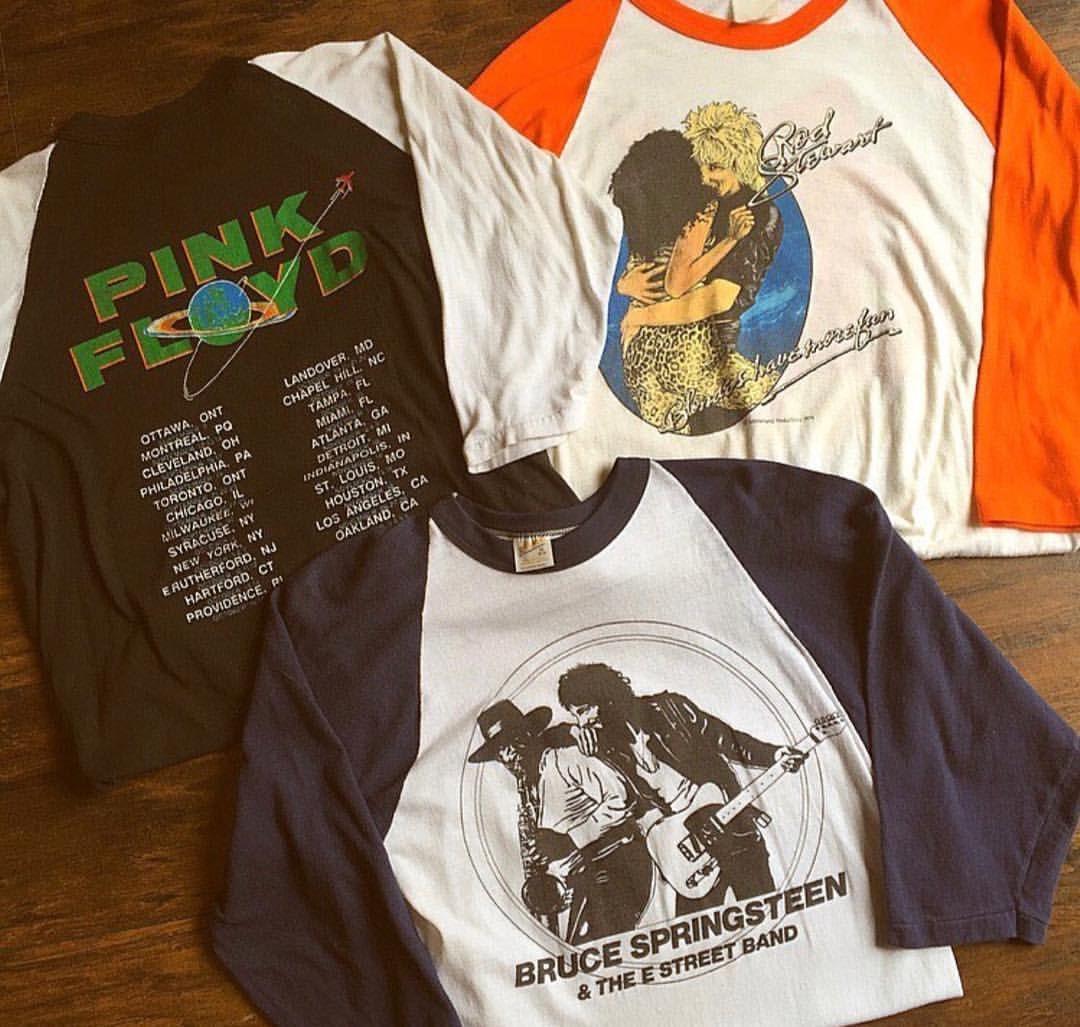 Rock Band Pictograph Muscle Shirt