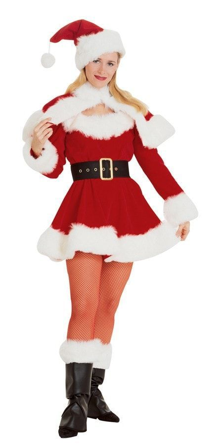 3836be8007c Sexy Miss Santa Adult Small | Santa Suits | Halloween fancy dress ...