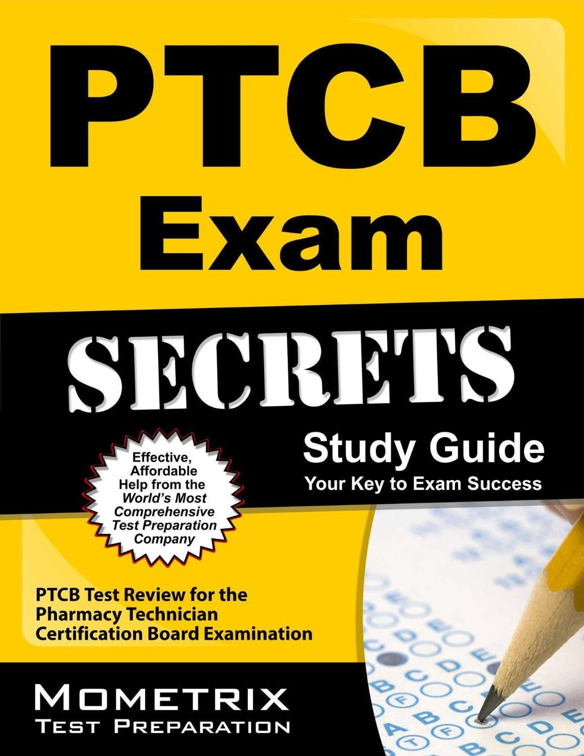 Certification study guide & practice exams | pharmacy technican.