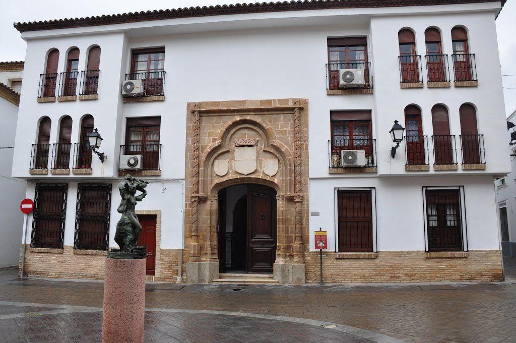 Casa De Los Albarracín En Andújar