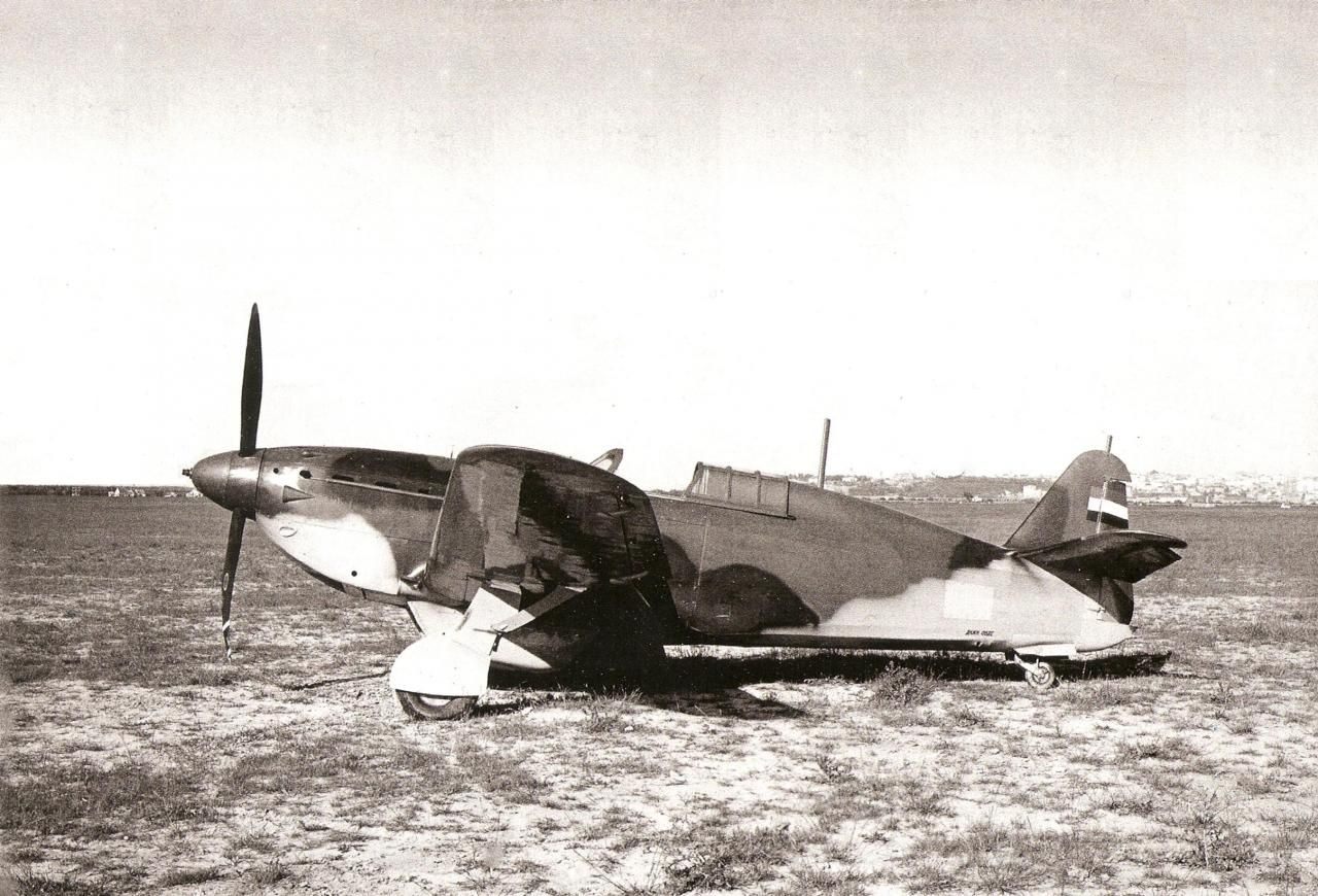 Rogožarski IK-3 was a 1930s Yugoslav low-wing, monoplane, single-seat fighter…