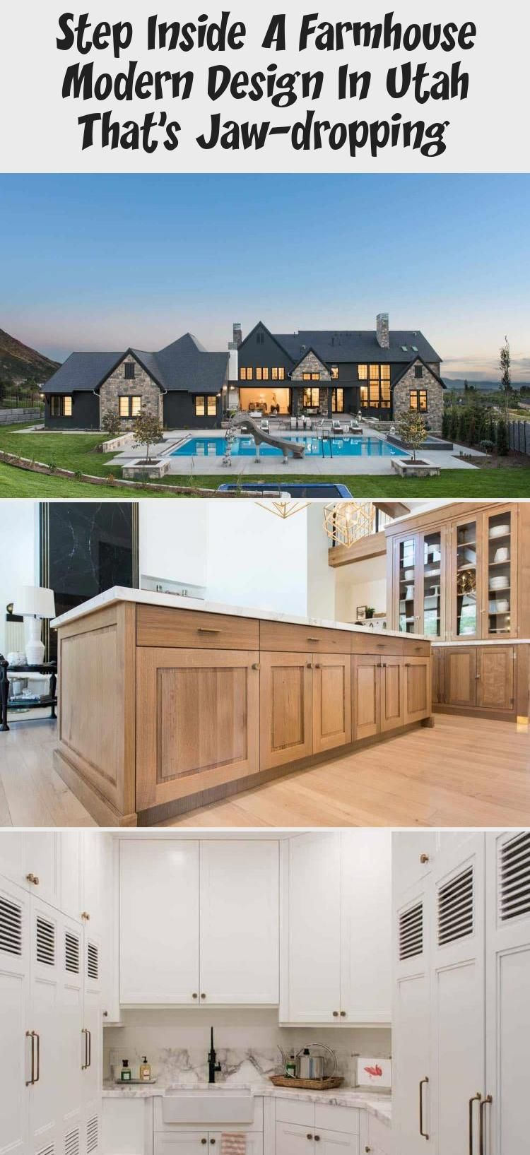 My Blog Modern Mountain Home Modern Architecture Modern Farmhouse