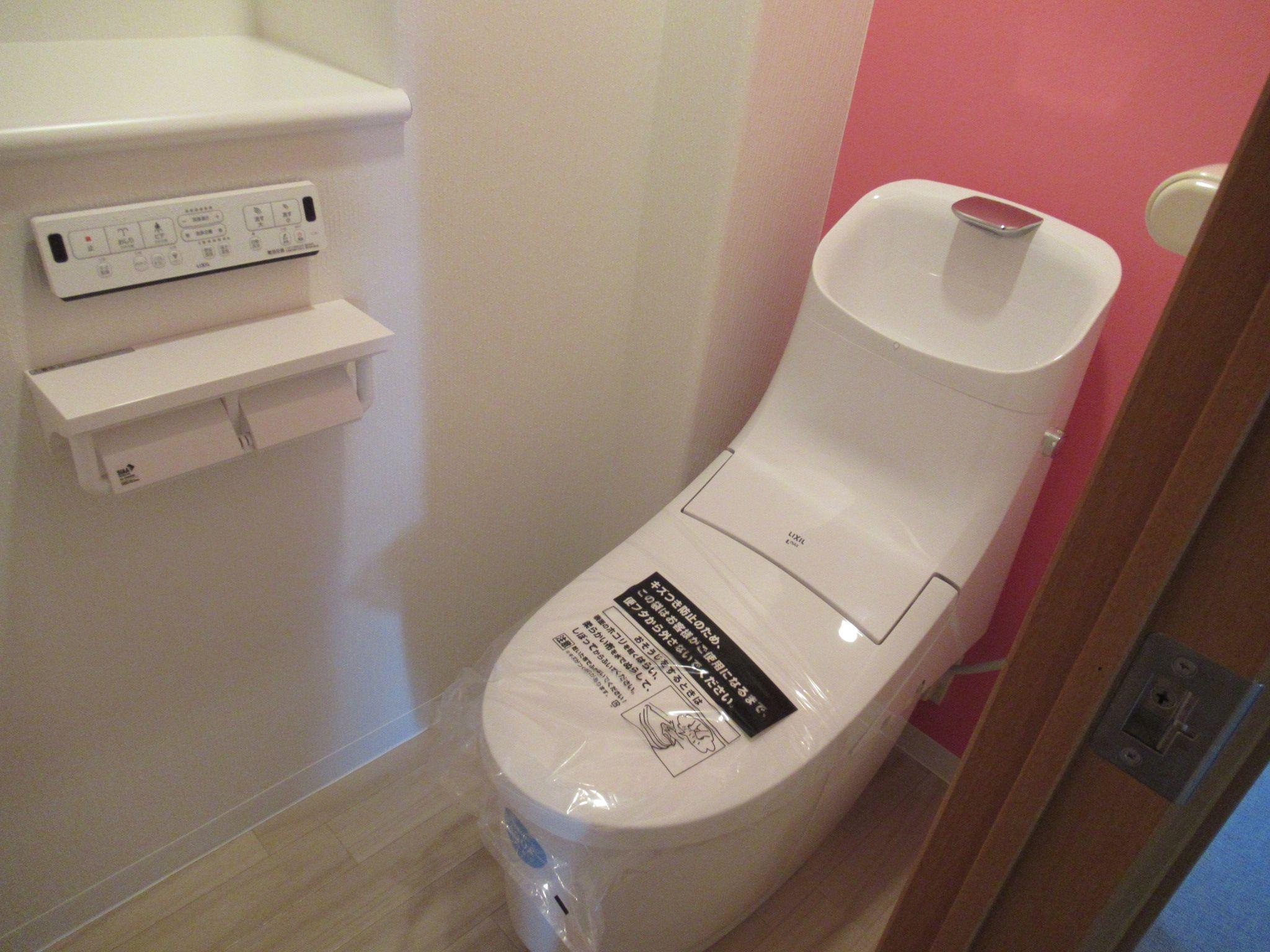 トイレ リクシル プレアス ピュアホワイト リクシル アクセントクロス トイレ