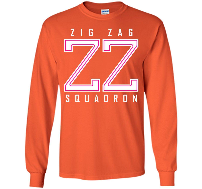 Zig Zag Squadron T-Shirt