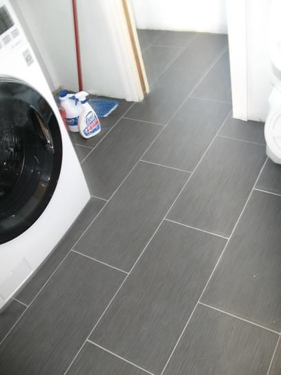 Msi Metro Gris 12 In X 24 In Glazed Porcelain Floor And Wall